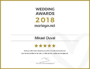 wedding awards mariages.net